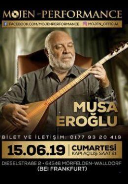 Musa Eroğlu Konseri
