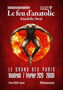 Anadolu Ateşi Paris