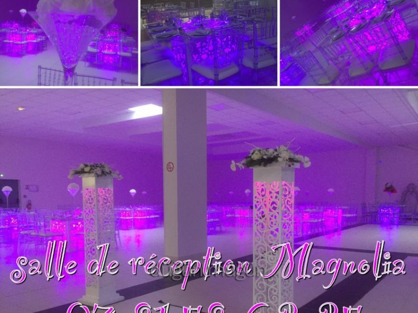 Salle Magnolia - 16