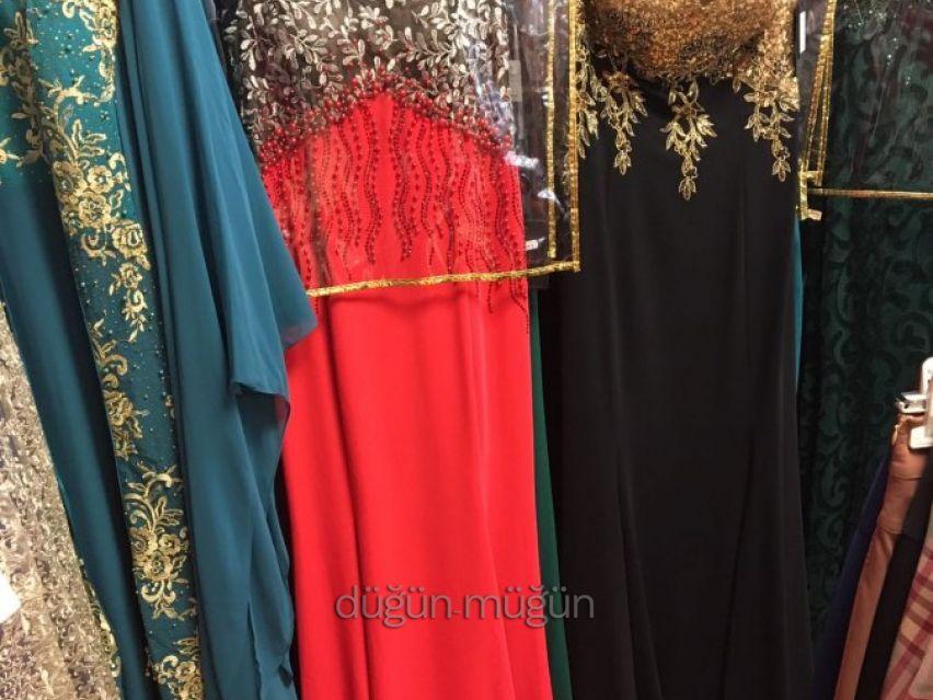 Iris Costumes Abiye - 10
