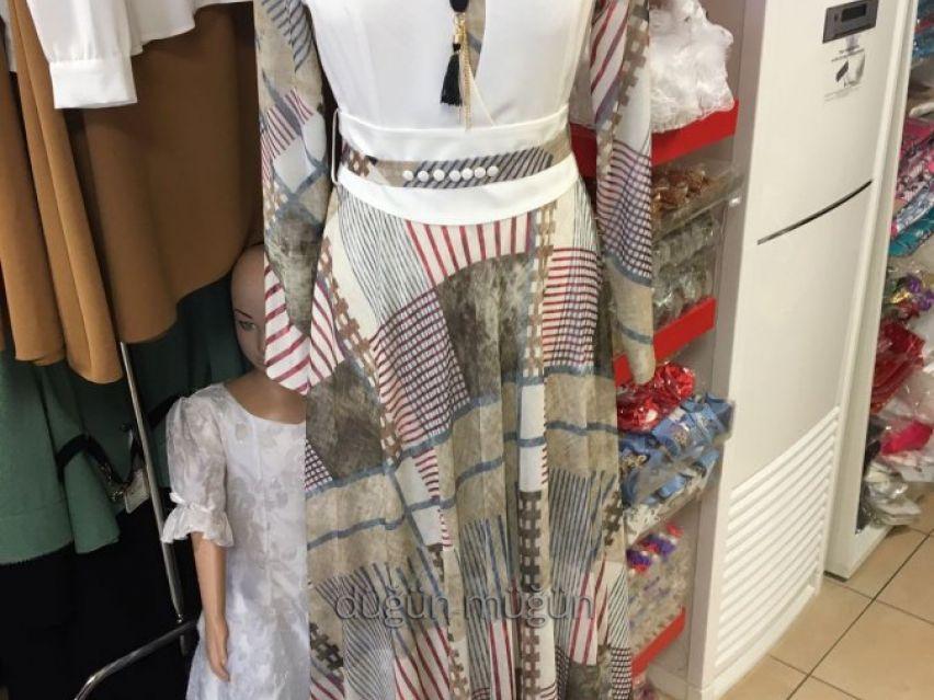 Iris Costumes Abiye - 19
