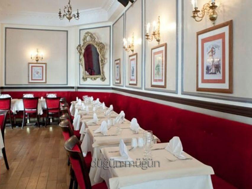 Restaurant Derya Faubourg - 3