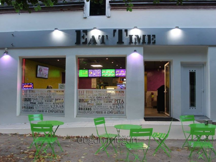 EAT TIME - 1