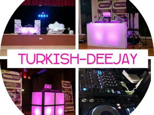 Turkish Deejay Event