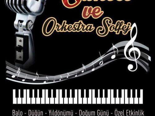 Özer Canses ve Orkestra Solfej